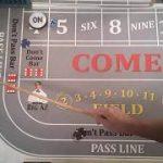 Craps Strategy.  The Sidewalk Switch #LasVegas #Vegas #Reno #craps #casino #darkside #POUIND