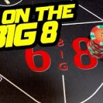Big 8 bet for the Big Win? Craps Strategy Challenge
