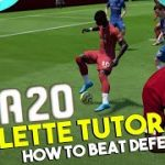FIFA 20 Roulette Tutorial | How to Roulette in FIFA 20 | Overpowered Skill Move in FIFA 20 | FIFA 20