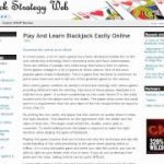 First new eBooks released on Blackjack Strategy Web
