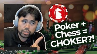 Poker + Chess = Choker?! | Combining the Best of Two Games with HotFrenchGuy