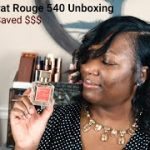 Baccarat Rouge 540 Unboxing: How I Saved $$$ On Purchase