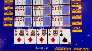 How many royals here? .25 play Pt. 2 Firekeepers Casino