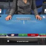 "Baccarat Winning Strategies by Gambling Chi ""LIVE PLAY"" 8/10/20"