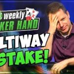 BIG Mistake in Multiway Pot [LIVE CASH GAME]