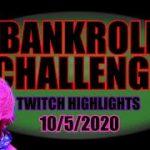 $50-$10,000 Bankroll Challenge – Reaching a milestone.