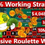 Best Roulette Strategy: $4,048 Profit in 10 Minutes