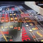 Craps Strategy – 1 Hit & Off Progression + Lay the 10
