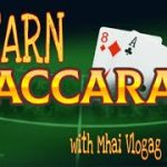 HOW TO PLAY BACCARAT | Learn With Mhai Vlogag | Casino Dealer | Seafarer