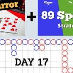 DAY 17 | NO MIRROR + 89 SPECIAL Baccarat Strategies Played Together!