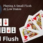 Poker Strategy: Playing A Small Flush At Low Stakes