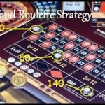"""The """"James Bond""""  roulette strategy with the Zero, one Six line, and the 19 to 36."""