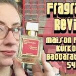 Fragrance Review :: Baccarat Rouge 540 from Maison Francis Kurkdjian