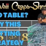 """Cold Table? Try this Craps Betting Strategy. """"The Flight Delay"""""""