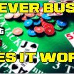 GTA V Online – NEVER BUST Blackjack Strategy – Does it Work?