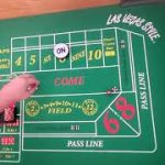 Craps strategy, why you should play the 6 and 8