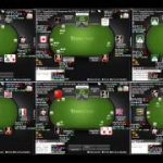 Live Strategy Session at Titan Poker | 6-Tabling 50NL (Part 2) | Poker Strategy