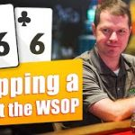 Flopping a SET in the WSOP Main Event