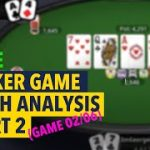 LATE NIGHT POKER Online – LIVE GAME (02/06) – WATCH AND LEARN TEXAS HOLDEM – PT2