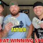 Christopher Mitchell Baccarat Winning Strategy With Father/Son John & TJ.