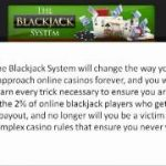 The Blackjack System – A review of The Blackjack System betting system
