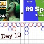 Day 19 | HA! System + 89 Special Baccarat Strategies Played Together!