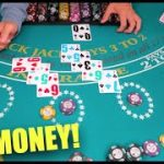HIGH ROLLER LAST HAND WITH $20,000 ON THE LINE!   SplittingDeuces