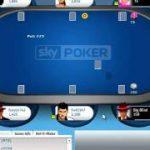 Sky Poker, Poker Strategy,£10 DYM Round 2
