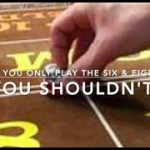 Do You Only Play the SIX & Eight in Craps? You Shouldn't! #Gambling #Dice #Casinos