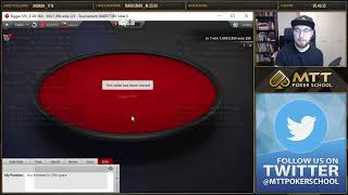 Bounty Hunter $55 WIN and other Sunday Poker Tournaments! [REPLAY]