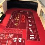 Low roller $10 table craps strategy