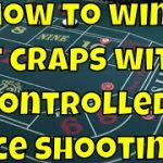 How to Win at Craps: Interview with the World's Greatest Dice Control Shooter!