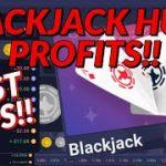 BLACKJACK TIPS FOR HUGE PROFITS!!