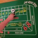 Craps strategy submitted by 555. 6 and 8 progression.