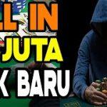 SADIS !!! Main Di Meja Neraka ALL in Sampai 41 Juta | Pokerklik188