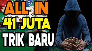 SADIS !!! Main Di Meja Neraka ALL in Sampai 41 Juta   Pokerklik188