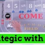 Craps Strategy : Strategic with $75 Bankroll