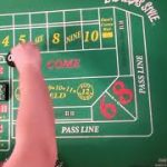 Craps strategy. 6..7..8 and a few moves.