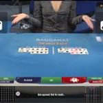 "Baccarat Winning Strategy "" LIVE PLAY "" By Gambling Chi 8/12/20"