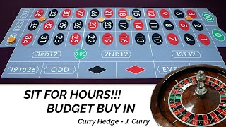 EASY SYSTEM TO PASS TIME – Curry Hedge Roulette System Review