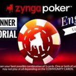Poker for Beginner // English Voiceover // Zynga Poker 2020