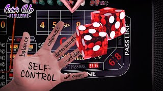 Discipline with your Craps Strategy