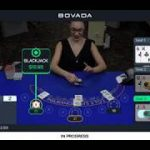 Casino Live dealers blackjack review on Bovada !!!!!