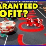 Guaranteed Profit with One Roll of Dice