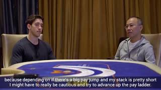 Paul Phua Poker School: Dan Colman in conversation with Paul Phua part 2