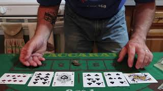 LEARN TO PLAY OR DEAL BACCARAT