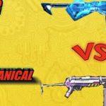 POKER VS MECHANICAL MP40.1VS1 CUSTOM  GARENA FREE FIRE🇧🇩🇧🇩🇦🇷🇮🇳🤔