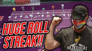🔥 HUGE STREAK 🔥 30 Roll Craps Challenge – WIN BIG or BUST #26