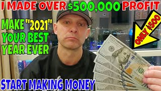 Christopher Mitchell Made Over $500,000 Using His Baccarat Strategies In 2020.