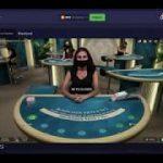 $180 vs Roobet Live Blackjack
